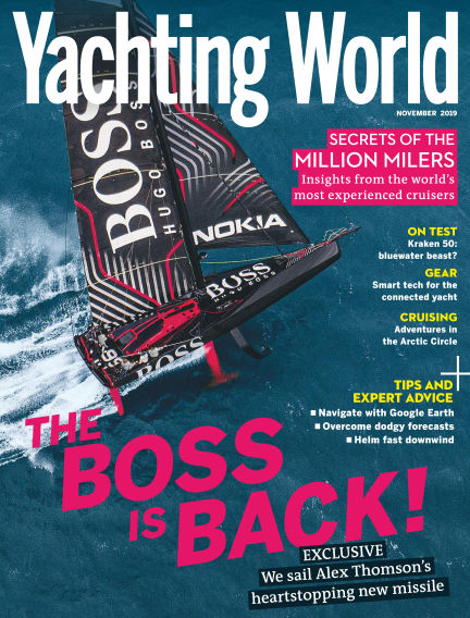 Yachting World October 10, 2019 00:00
