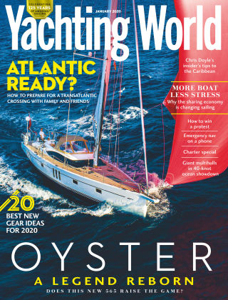 Yachting World Jan 2020