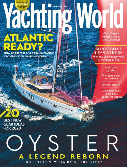 Yachting World December 12, 2019 00:00