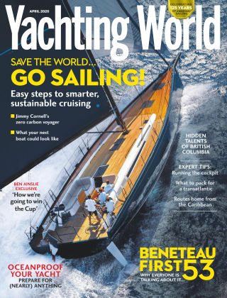 Yachting World Apr 2020