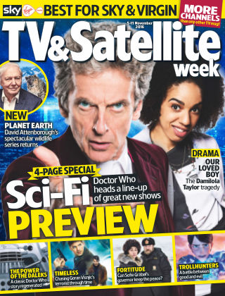 TV & Satellite Week 5th November 2016