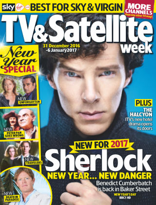 TV & Satellite Week 24th December 2016