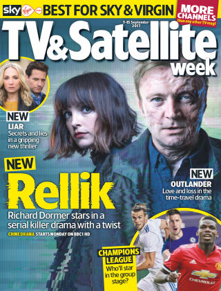 TV & Satellite Week 9th September 2017