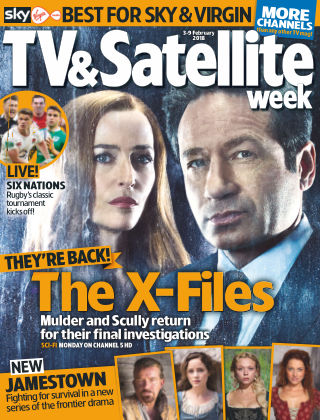 TV & Satellite Week 6th February 2018