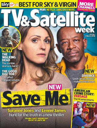 TV & Satellite Week 24th February 2018