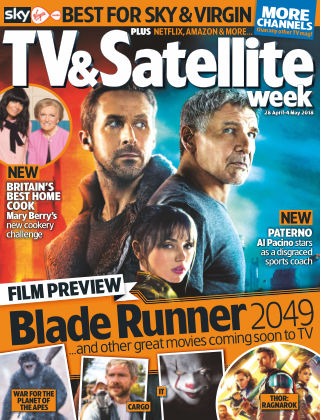 TV & Satellite Week 1st May 2018
