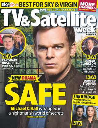 TV & Satellite Week 8th May 2018