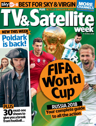 TV & Satellite Week 12th June 2018