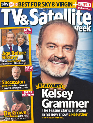 TV & Satellite Week 28th July 2018