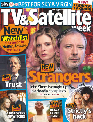 TV & Satellite Week 8th September 2018
