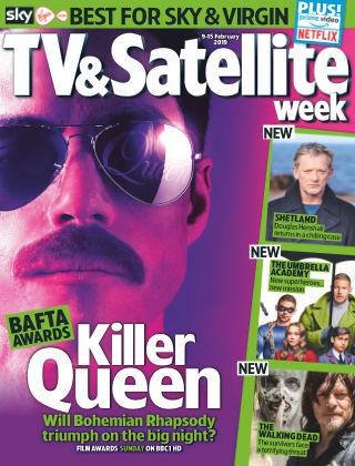 TV & Satellite Week Feb 9 2019