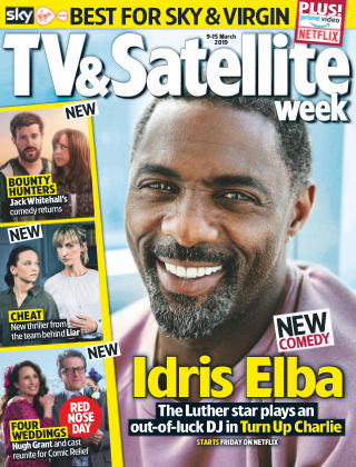 TV & Satellite Week Mar 9 2019