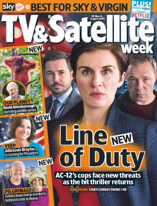 TV & Satellite Week Mar 30 2019