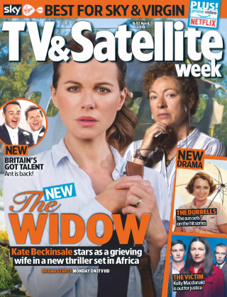 TV & Satellite Week Apr 6 2019