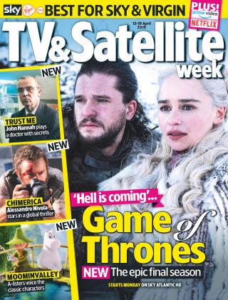 TV & Satellite Week Apr 13 2019