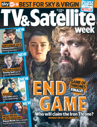 TV & Satellite Week May 18 2019