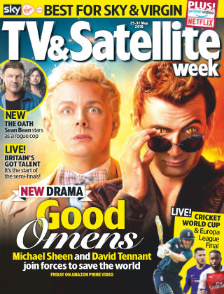 TV & Satellite Week May 25 2019
