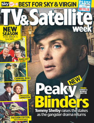 TV & Satellite Week Aug 24 2019