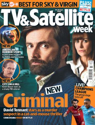 TV & Satellite Week Sep 14 2019