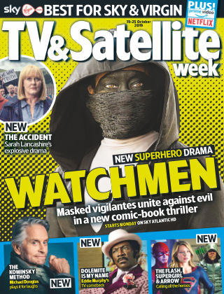 TV & Satellite Week Oct 19 2019