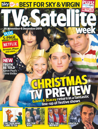TV & Satellite Week Nov 30 2019