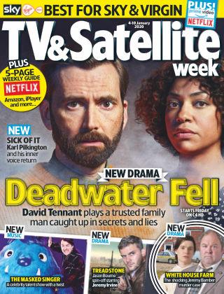 TV & Satellite Week Jan 4 2020