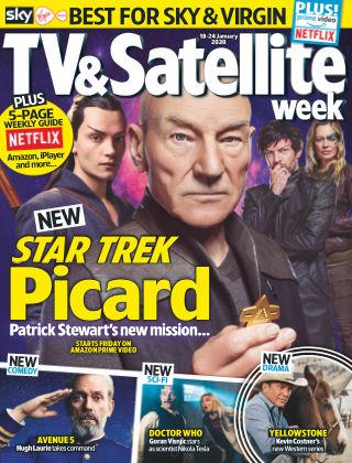 TV & Satellite Week Jan 18 2020