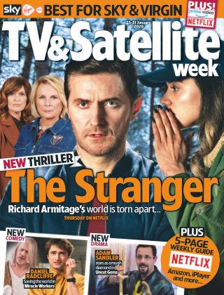 TV & Satellite Week Jan 25 2020