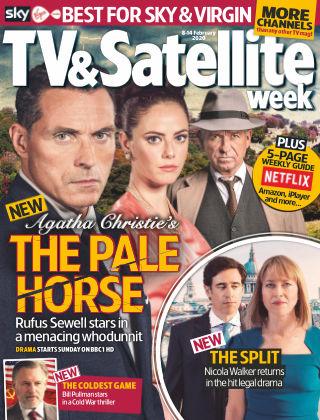 TV & Satellite Week Feb 8 2020