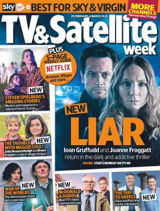 TV & Satellite Week Feb 29 2020