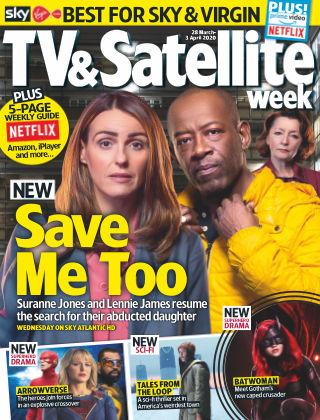 TV & Satellite Week Mar 28 2020