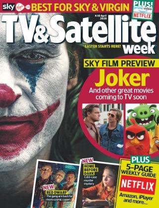 TV & Satellite Week Apr 4 2020