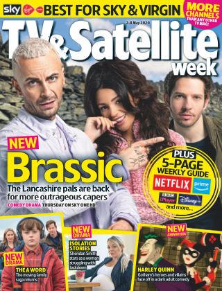 TV & Satellite Week May 2 2020