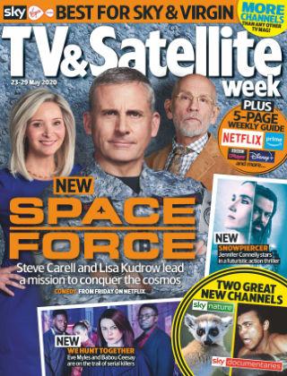 TV & Satellite Week May 23 2020