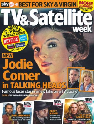 TV & Satellite Week 20th June 2020