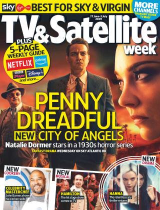 TV & Satellite Week 27th June 2020