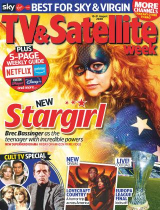 TV & Satellite Week 15th August 2020