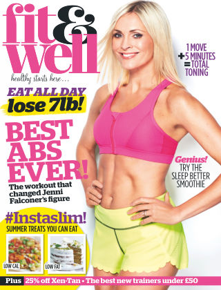 Fit and Well September 2016