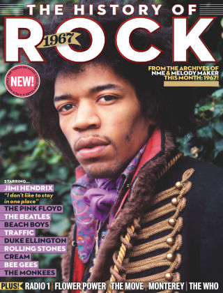 History of Rock Issue 3 - 1967