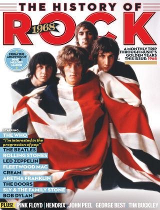History of Rock Issue 4 - 1968
