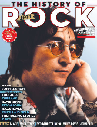 History of Rock Issue 7 - 1971