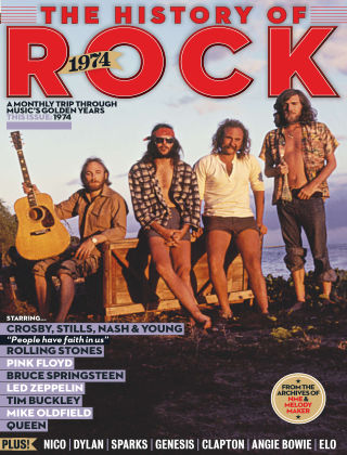 History of Rock Issue 10 1974