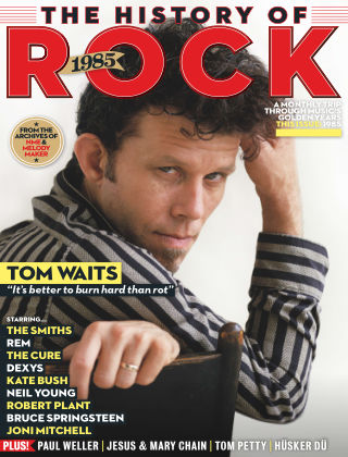 History of Rock Issue 21 - 1985