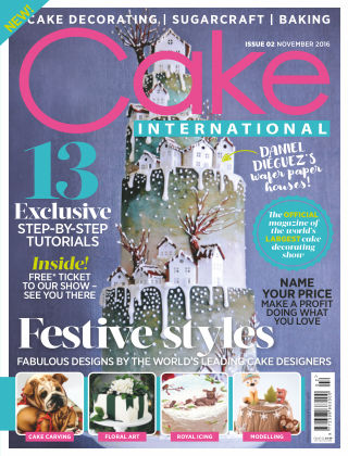 Cake International October 2016