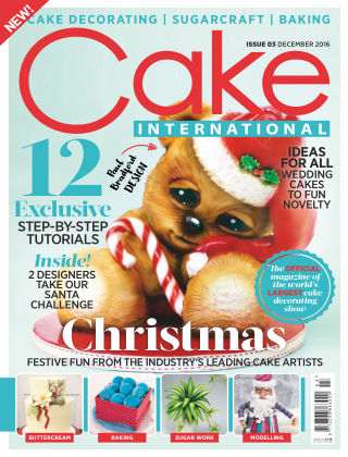 Cake International November 2016