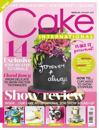 Cake International December 2016
