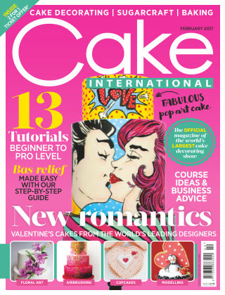 Cake International January 2017