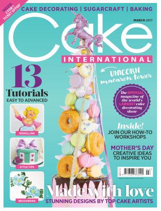 Cake International February 2017