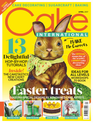 Cake International March 2017