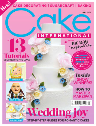 Cake International April 2017